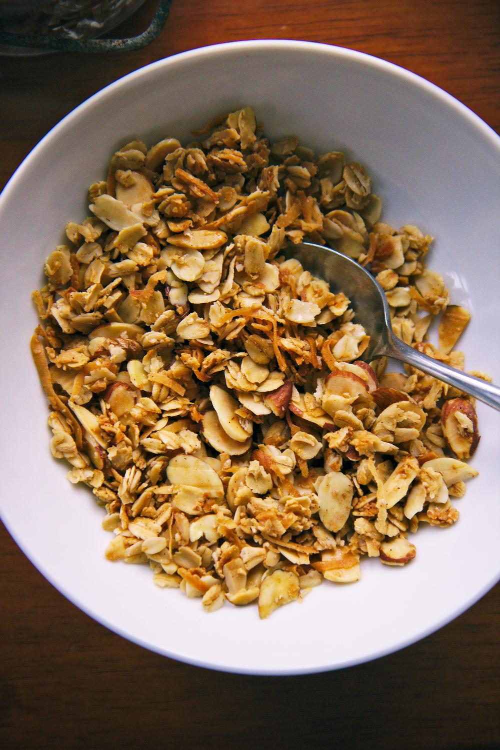 Granola | La Pêche Fraîche