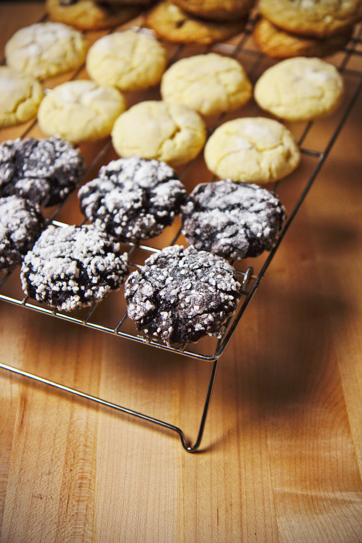 Holiday Cookie Platter | La Pêche Fraîche