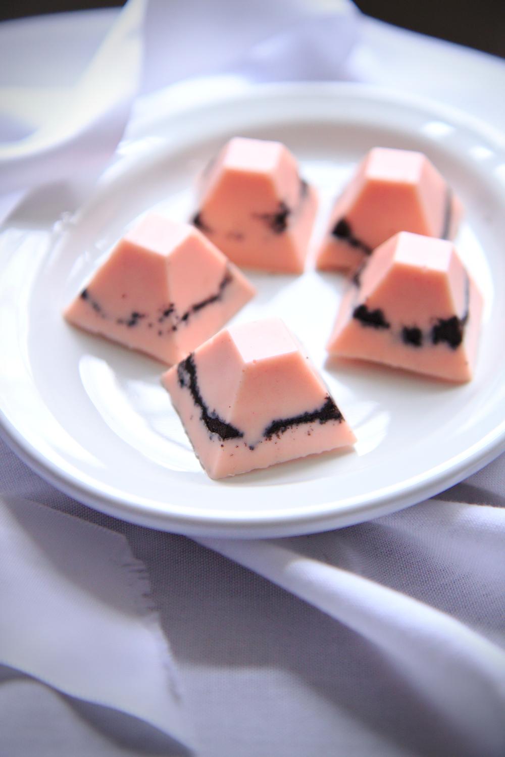 Nectar & Stone inspired chocolates | La Pêche Fraîche