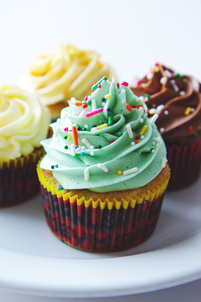 CASA Cupcakes | La Pêche Fraîche
