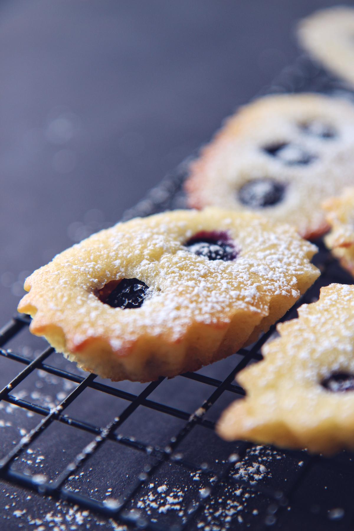 Lemon Blueberry Pound Cake   La Pêche Fraîche